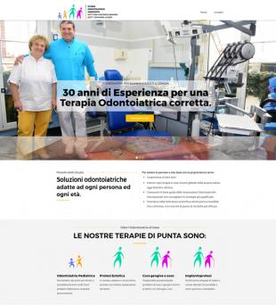 Studio Dentistico Birardi e Liuzzo - Sito Web