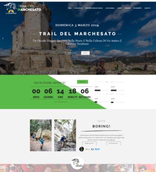Trail del Marchesato - Sito Web