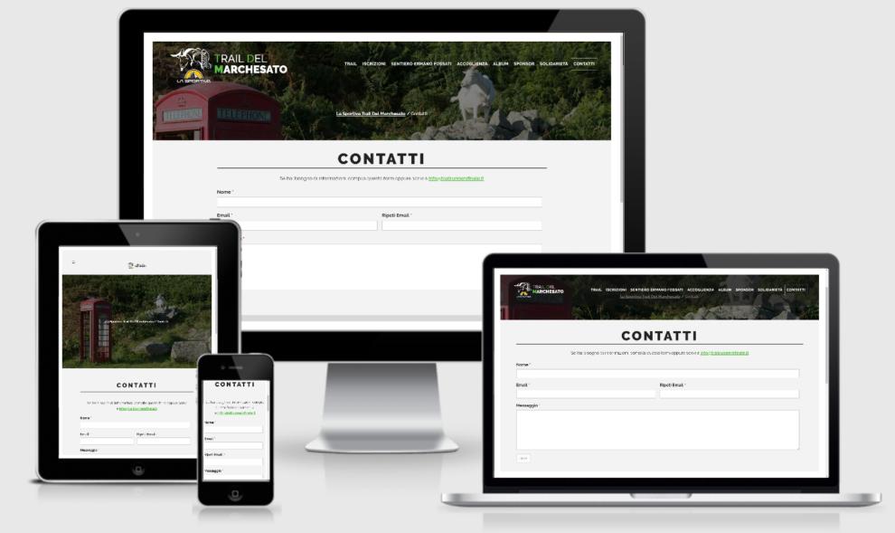 Trail del Marchesato – Sito Web